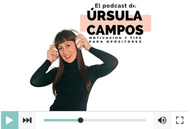 Podcast Ursula Campos
